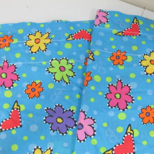 """Springs Curtain Valance 84"""" X 15"""" Lot of 2 Kids"""